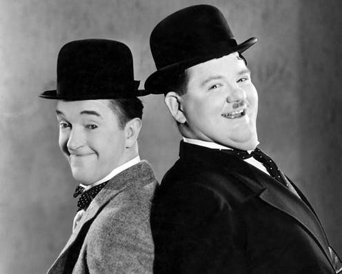 laurel and hardy creative commons